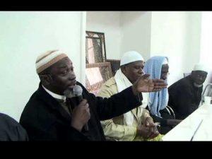 Conférence islamique en 2015 à Marseille animée par Cheikh Madiakho Tandjigora