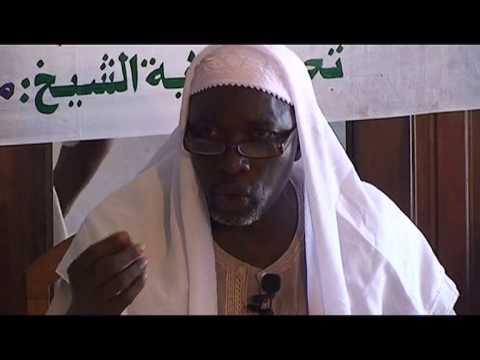 Conférence du professeur Madiakho Tandjigora à Dakar